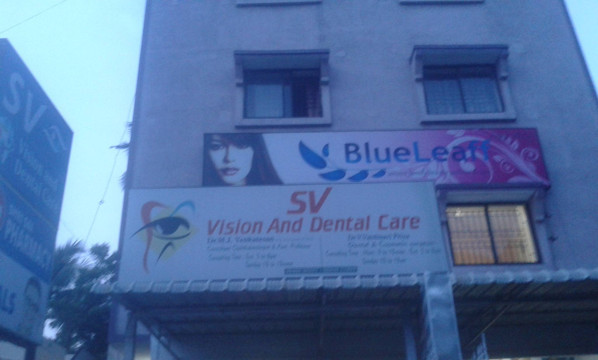 SV vision and Dental Care - Cosmetic Dentist,