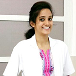 Dr. Priyanka B - Dental Surgeon